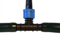 Фитинг BT021720, Тройник 20мм х К/Л 16 мм х 20мм