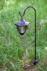Антимоскитная лампа на солнечных батареях СКАТ 14